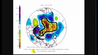 پیش بینی فصلی آب و هوای کشور طی پاییز 98 - آپدیت سوم بررسی الگوی سال های آنالوگ مشابه (فعالیت خورشیدی)
