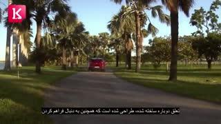 بررسی اولیه ی خودوری BMW X4 2019
