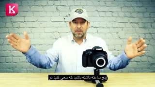 پایه ی دوربین هوشمند  Rolo cam Herculas H2