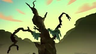 انیمیشن سریالی آمفیبیا با دوبله فارسی-قسمت 2-3-4