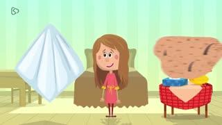 مجموعه انیمیشن روشنا - تشخیض نوع پوست