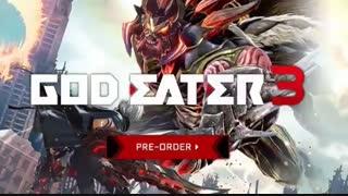 تریلر انتشار بازی God Eater 3 برای پلتفرم نینتندو سوییچ