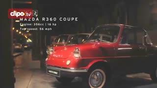 شبی در موزه خودروهای مزدا
