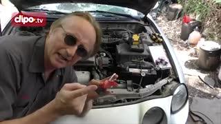 چگونه بدون کثیف کاری، خودروی خود را تعمیر کنیم
