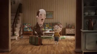 انیمیشن کوتاه Negative Space - سایت سه گوش