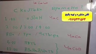 سریعترین روش یادگیری کلمات روسی با استاد علی کیانپور