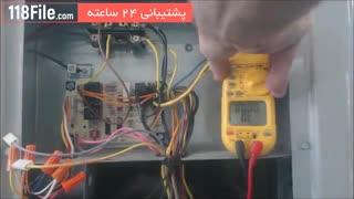 تعمیر پمپ حرارت کولر گازی