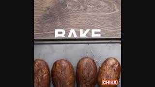 دستور آسان آشپزی: سیب زمینی و مرغ