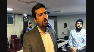 توضیحات مدیرعامل تاکسیرانی در مورد اسنپ و تپسی و تومن