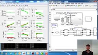 """آموزش شبیه سازی ماشین""""DFIM""""در متلب 2"""