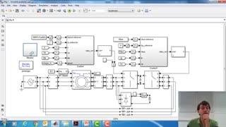 """آموزش شبیه سازی ماشین""""DFIM""""در متلب 7"""