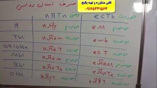 آموزش 100% تضمینی زبان روسی در 2 ماه با پکیج روسی استاد علی کیانپور