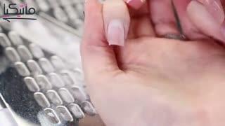 ریمو کردن اصولی کاشت ناخن با کمترین آسیب به صدف ناخن