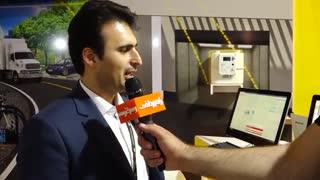 دیوار هوشمند ایرانسل در الکامپ