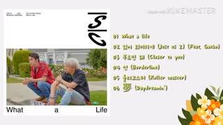 Mini AlbumEXO-SC The first mini album 'What a Life'