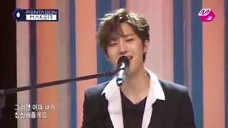 PENTAGON MAKER [M2 PentagonMaker]Team HUI presents a performance that melts the audience's hearts[EP