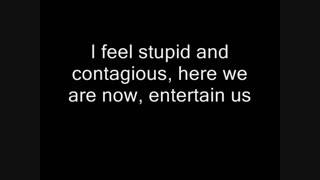 Nirvana - Smells Like Teen Spirit (Lyrics)