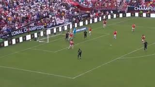 خلاصه یازی رئال مادرید 2 (3) - آرسنال 2 (2) | اینترنشنال چمپیونز کاپ