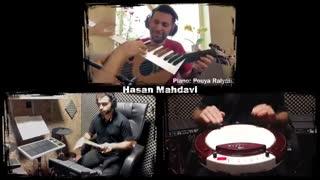 اجرای آهنگ ترکی آذربایجانی توسط حسن مهدوی و بهمن میرزازاده
