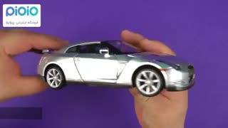 ماکت فلزی ماشین مدل  Nissan GT-R 2009 | فروشگاه اینترنتی پیویو