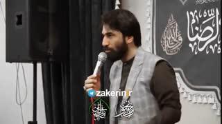 شفا یافت کودک سرطانی با غذای تبرکی حرم امام رضا (ع)