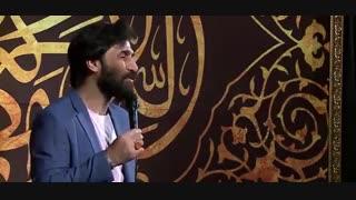 صابر خراسانی - ماجرای شعر بابا فغان شیرازی و مُهر آستان