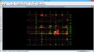 آموزش طراحی سقف دال بتنی در Safe | پک آموزش طراحی و محاسبات سازه | آموزش Safe