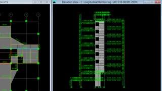 کنترل 25 درصد سیستم های دوگانه | پک آموزش طراحی و محاسبات سازه | آموزش Etabs
