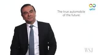 گفتگو با مدیر عامل شرکت نیسان کارلوس گون  - کارآفرینی