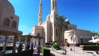 مسجد جمیرا نگین دبی