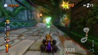 ترفندهای بازی Crash Team Racing Nitro-Fueled - پلازامگ