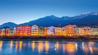 اینسبورک اتریش  -Innsbruck