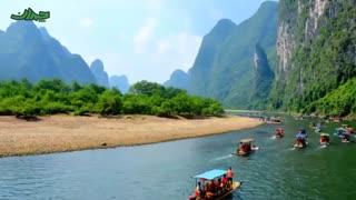 ده جاذبه برتر گردشگری چین