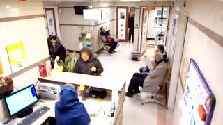 بخش پذیرش دندانپزشکی   دندانپزشکی بیمارستان بهمن