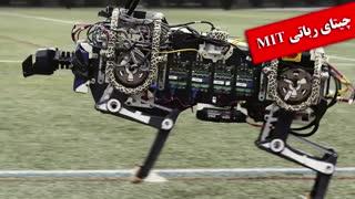 چیتای رباتی MIT