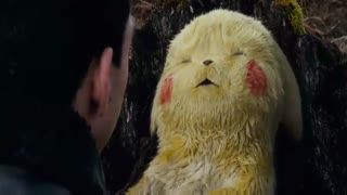 فیلم  پوکمون کارآگاه پیکاچو Pokémon Detective Pikachu 2019