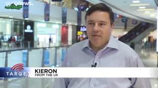 اظهارات گردشگران خارجی درباره میزان احساس خرسندی در دوبی | پروژه خرسندیسنج در دوبی راه افتاد ؛ هدف جالب امارات برای ۲۰۲۱