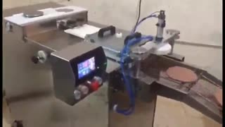 همبرگرزن و دستگاه  تمام اتوماتیک تولید همبر و همبرگر  اطلس ماشین مدل workshop