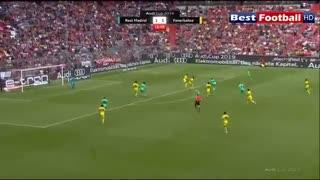 خلاصه بازی رئال مادرید 5 - فنرباغچه 3 (رده بندی آئودی کاپ) با حضور اللهیار صیادمنش