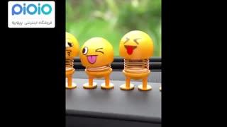 انواع عروسک فنری طرح ایموجی   فروشگاه اینترنتی پیویو