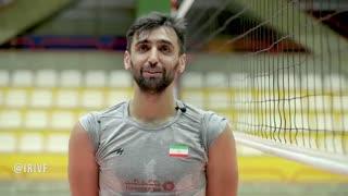 با پوریا فیاضی در پنجمین سالگرد درگذشت حسین معدنی، مرد ابدی والیبال ایران