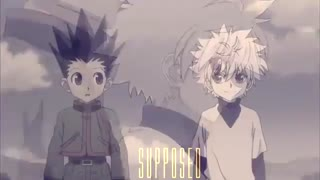Hunter X Hunter AMV | i found