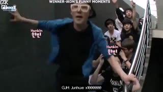 WINKON ( Winner & Ikon ) funny moments