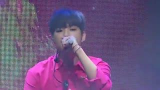 Kang daniel -color-showcase stage