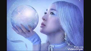 حضور موفق تیفانی عضو گروه گرلز جنریشن در چارتهای آیتونز با سینگل Magnetic Moon
