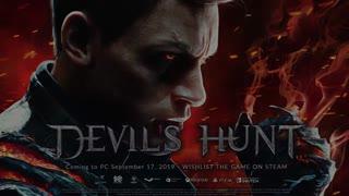 نمایش جدید عنوان هیجان انگیز Devil's Hunt