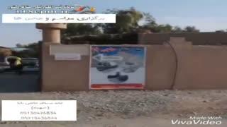 خانه مسافر حاجی بابا در شهداد
