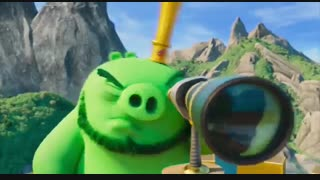 THE ANGRY BIRDS MOVIE 2 - 2019 Official Trailer