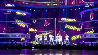 PENTAGON - Humph! (Prod. by GIRIBOY) | MGMA 190801