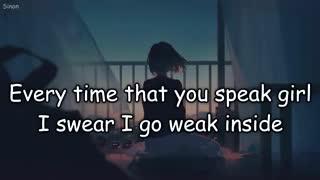 نایتکور باهام بمون | (Nightcore - Stay With Me - (Lyrics